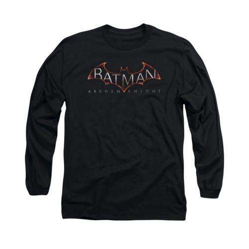 Image for Batman Arkham Knight Long Sleeve T-Shirt - Logo