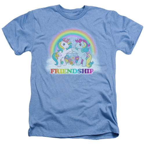 Image for My Little Pony Heather T-Shirt - Retro Friendship