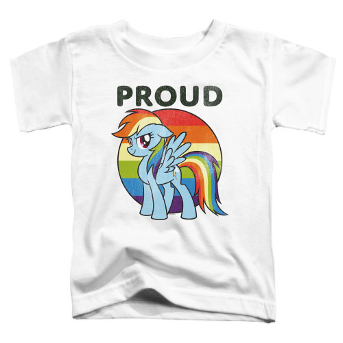 Image for My Little Pony Toddler T-Shirt - Proud
