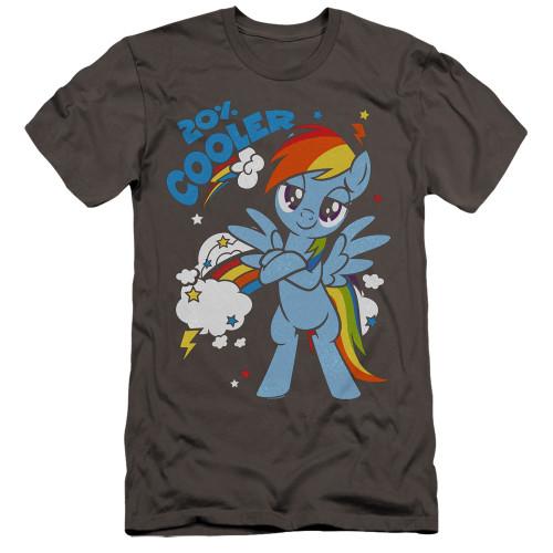 Image for My Little Pony Premium Canvas Premium Shirt - 20 Percent Cooler