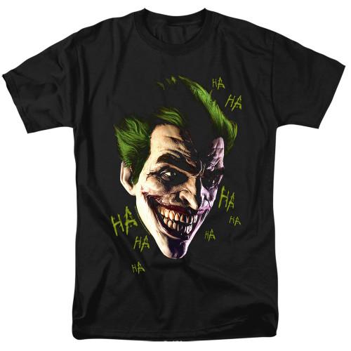 Image for Batman T-Shirt - Joker Grim