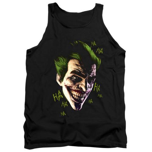 Image for Batman Tank Top - Joker Grim