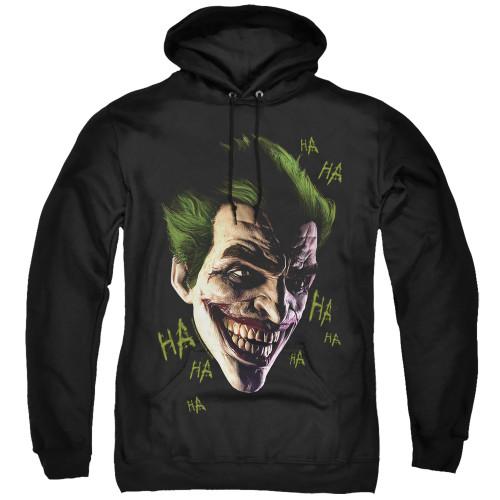 Image for Batman Hoodie - Joker Grim