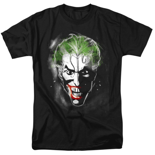 Image for Batman T-Shirt - Joker Face of Madness