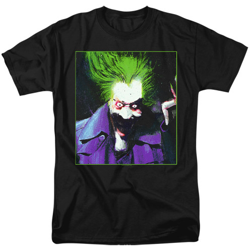 Image for Batman T-Shirt - Joker Arkham Asylum