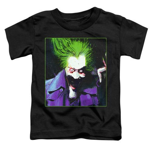 Image for Batman Toddler T-Shirt - Joker Arkham Asylum