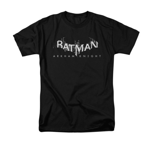 Image for Batman Arkham Knight T-Shirt - Splinter Logo