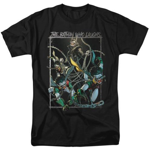 Image for Batman T-Shirt - Joker The Batman Who Laughs