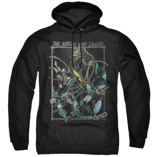 Image for Batman Hoodie - Joker The Batman Who Laughs
