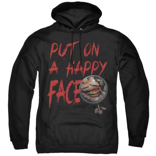 Image for Batman Hoodie - Joker Happy Face