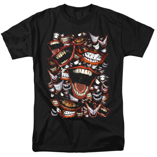 Image for Batman T-Shirt - Joker Famous Wretch