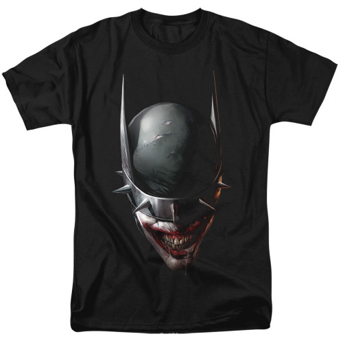 Image for Batman T-Shirt - Joker The Batman Who Laughs Head