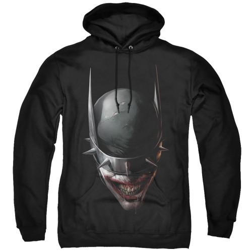 Image for Batman Hoodie - Joker The Batman Who Laughs Head