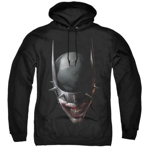 Image for Batman Hoodie - Joker The Batman Who Laughs Head