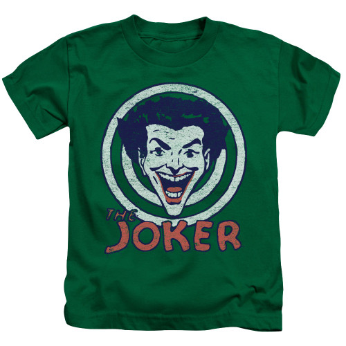 Image for Batman Kids T-Shirt - Joker Joke Target