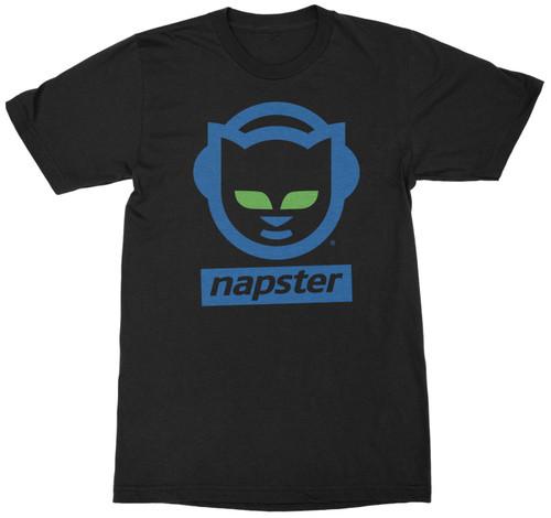 Image for Napster Logo T-Shirt