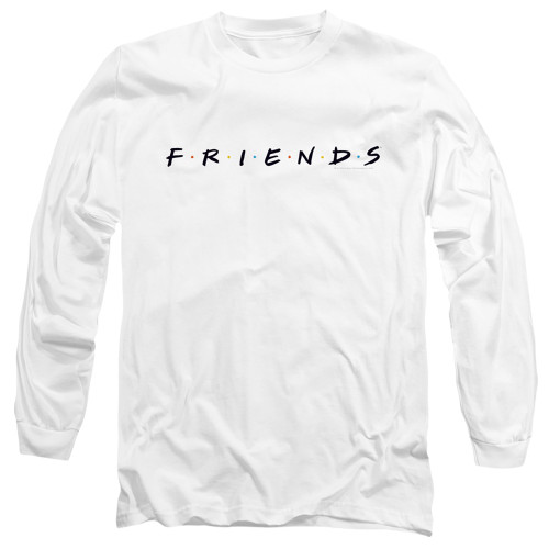 Image for Friends Long Sleeve Shirt - Logo