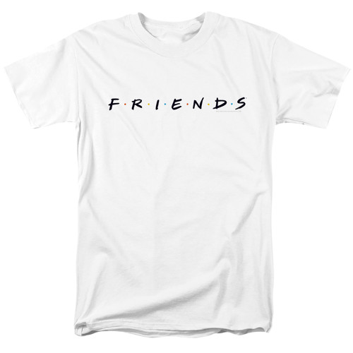 Image for Friends T-Shirt - Logo