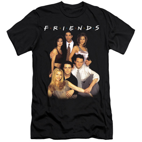 Image for Friends Premium Canvas Premium Shirt - Stand Together