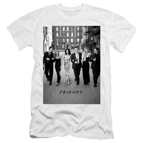 Image for Friends Premium Canvas Premium Shirt - Walk the Streets