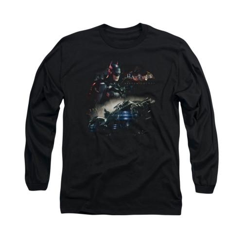 Image for Batman Arkham Knight Long Sleeve T-Shirt - Knight Rider