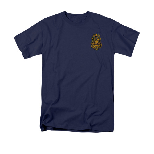Image for Batman Arkham Knight T-Shirt - Gotham Badge