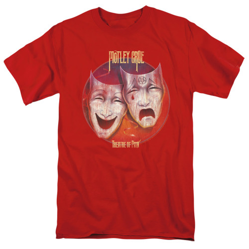 Image for Motley Crue T-Shirt - Theatre of Pain