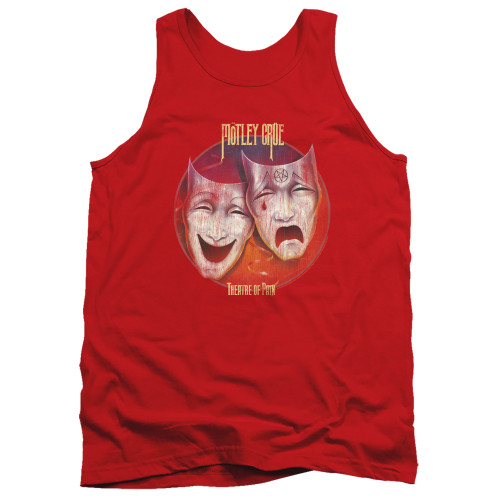 Image for Motley Crue Tank Top - Theatre of Pain
