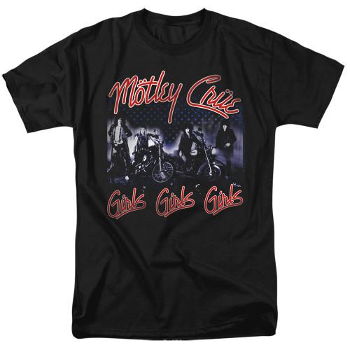 Image for Motley Crue T-Shirt - Girls