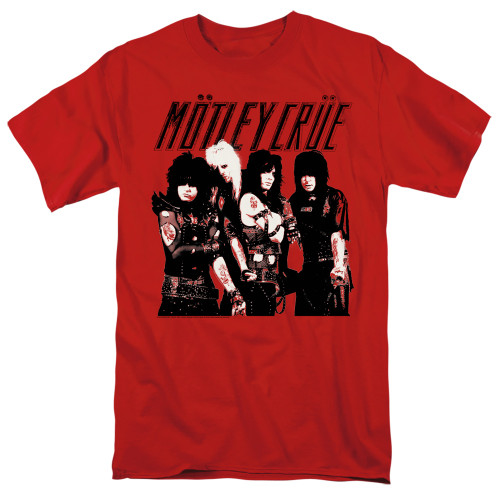 Image for Motley Crue T-Shirt - Group