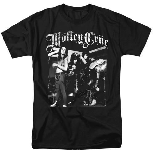 Image for Motley Crue T-Shirt - Band Photo