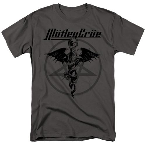 Image for Motley Crue T-Shirt - Dr. Devil