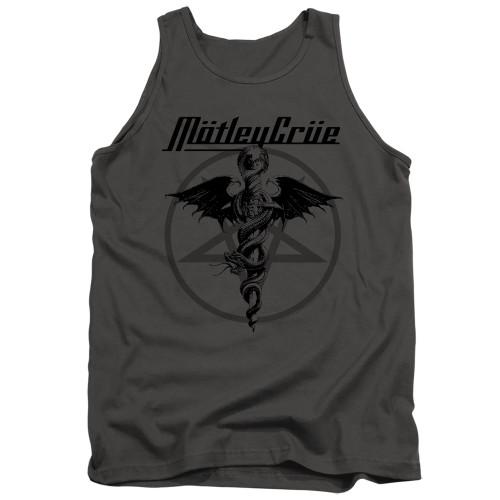 Image for Motley Crue Tank Top - Dr. Devil