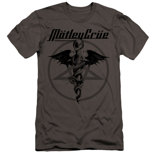 Image for Motley Crue Premium Canvas Premium Shirt - Dr. Devil