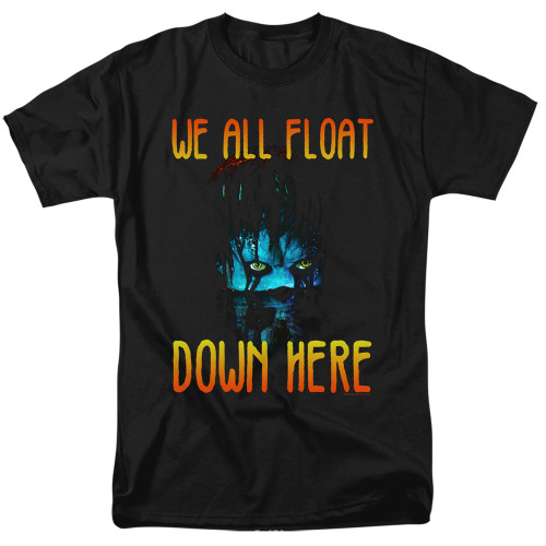 Image for It T-Shirt - We All Float Down Here