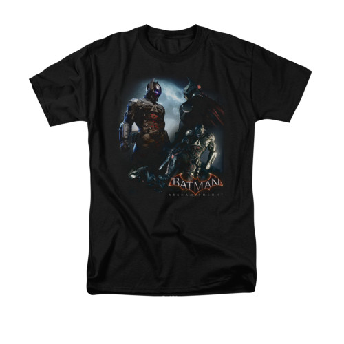 Image for Batman Arkham Knight T-Shirt - Face Off