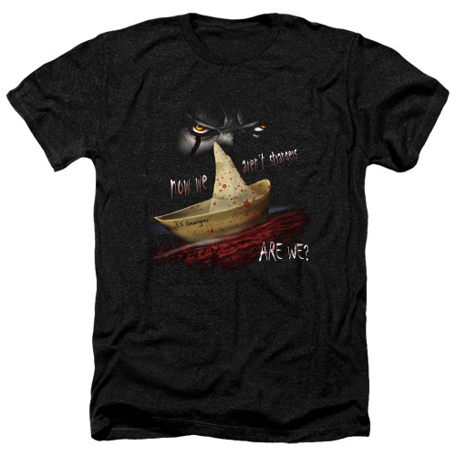 Image for It Heather T-Shirt - Now We Aren't Strangers