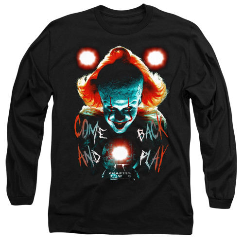 Image for It Long Sleeve Shirt - Dead Lights