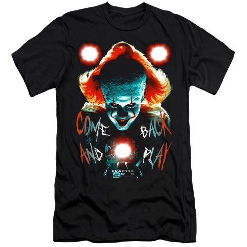 Image for It Premium Canvas Premium Shirt - Dead Lights