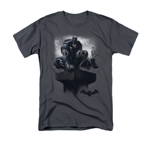 Image for Batman Arkham Knight T-Shirt - Perched