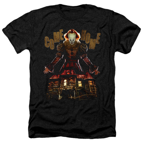 Image for It Chapter 2 Heather T-Shirt - Come Home