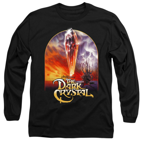 Image for The Dark Crystal Long Sleeve Shirt - Crystal Poster