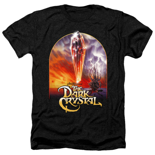 Image for The Dark Crystal Heather T-Shirt - Crystal Poster
