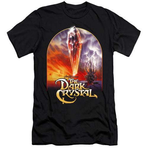Image for The Dark Crystal Premium Canvas Premium Shirt - Crystal Poster