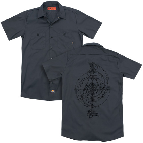 Image for The Dark Crystal Dickies Work Shirt - The Dream Spiral