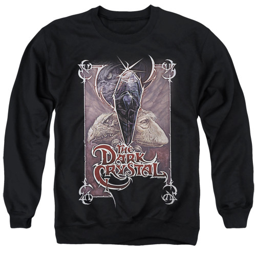 Image for The Dark Crystal Crewneck - Wicked Poster