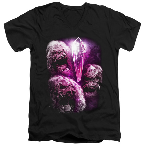 Image for The Dark Crystal V Neck T-Shirt - Howling