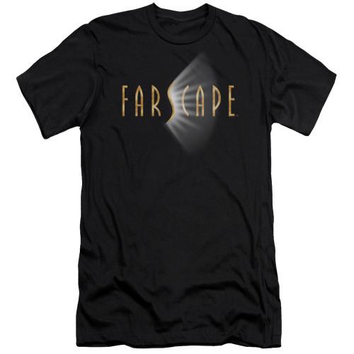 Image for Farscape Premium Canvas Premium Shirt - Logo