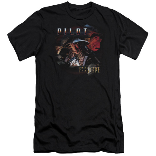 Image for Farscape Premium Canvas Premium Shirt - Pilot