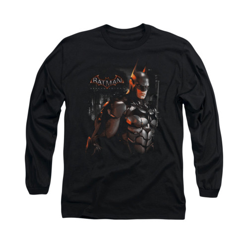 Image for Batman Arkham Knight Long Sleeve T-Shirt - Dark Knight